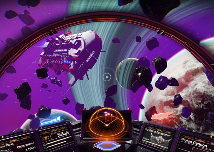 No Man's Sky Synthesis update
