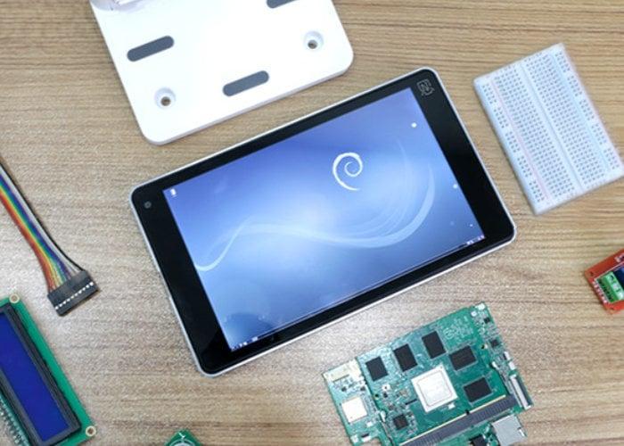 Open source tablet