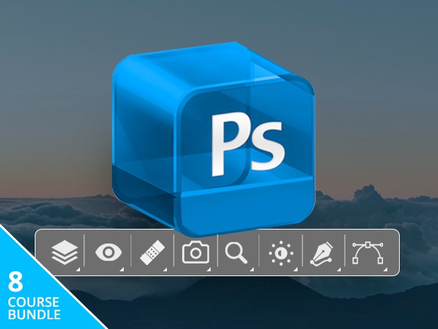 Adobe Photoshop Creative Cloud Certification Bundle