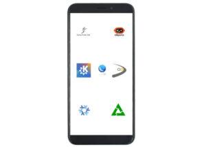 PinePhone Linux Smartphone