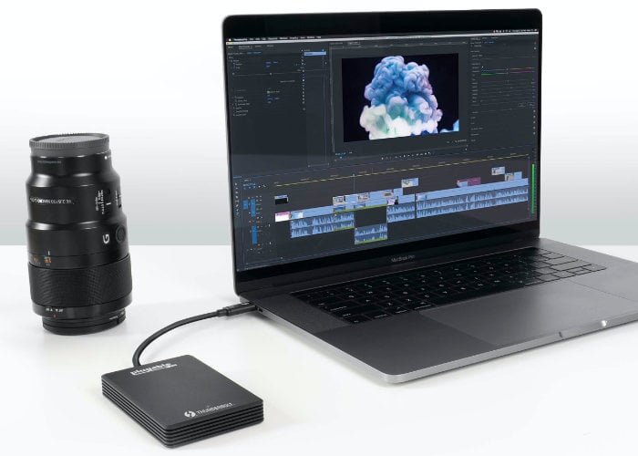 Plugable Thunderbolt 3 NVMe SSD