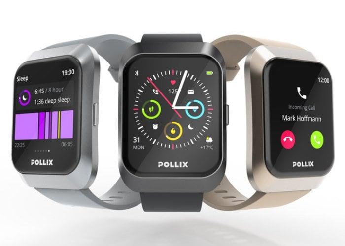 Pollix smartwatch