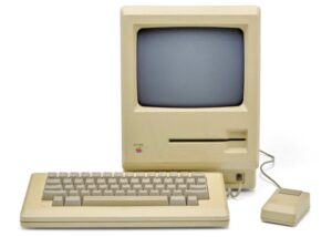 Rare Apple Macintosh prototype