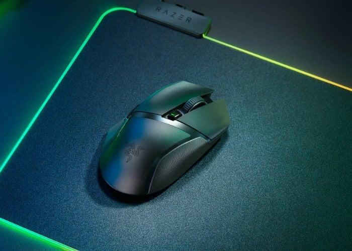 Razer Basilisk gaming mouse