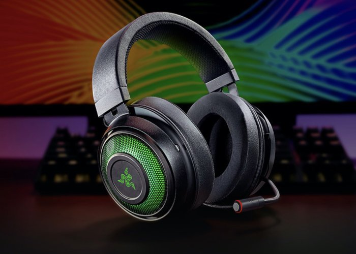Razer gaming headset