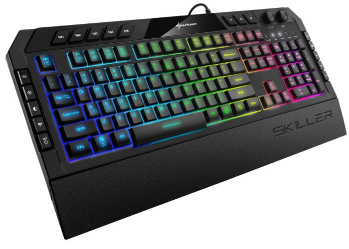 Sharkoon SGK5 gaming keyboard