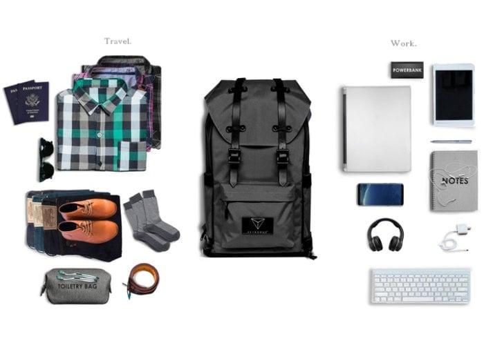 Smart Pack rucksack