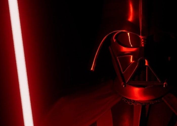 Star Wars Darth Vader VR Immortal game