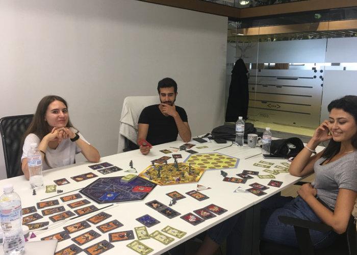 Steampunk board game