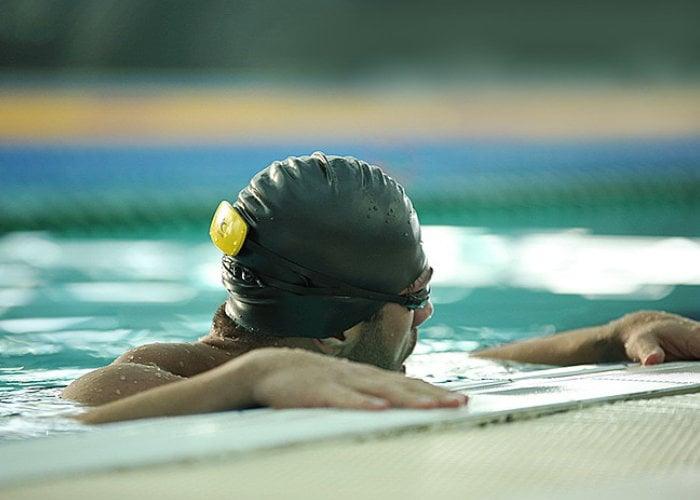 Swim tracker