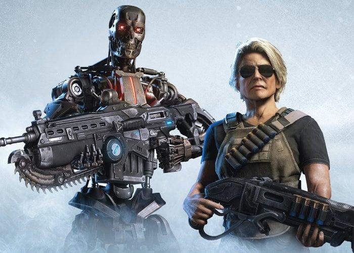 Terminator Xbox