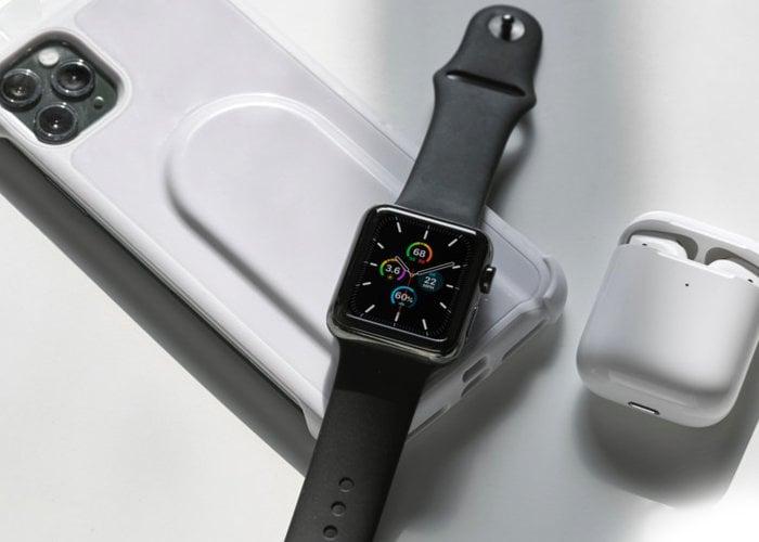 Thunderocket iPhone 11 Qi wireless charging case