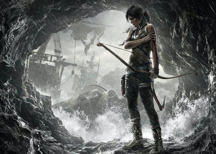 Tomb Raider Google Stadia games