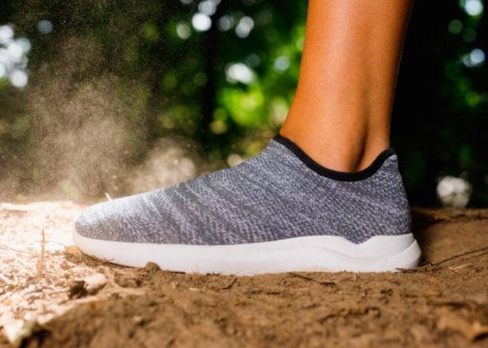 V-Tex nanotech waterproof footwear