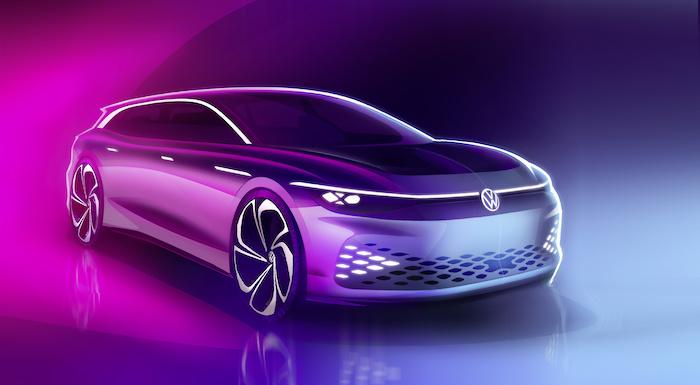 Volkswagen ID. SpaceE Vizzion