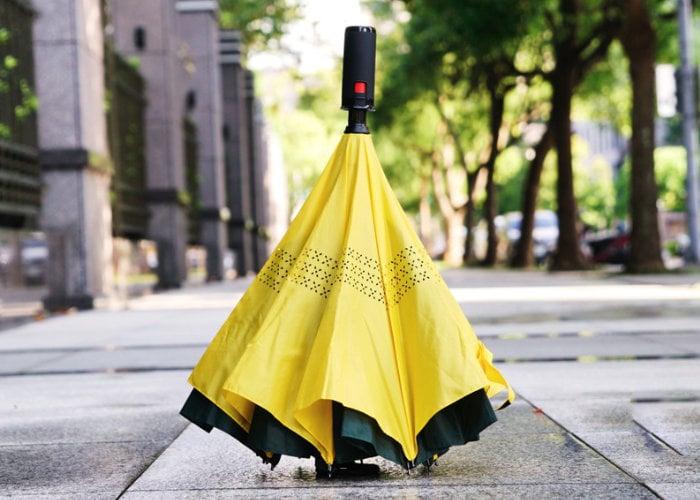 YESbrella reverse umbrella