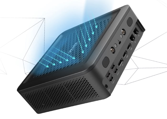 Zotac ZBOX M-series mini PC