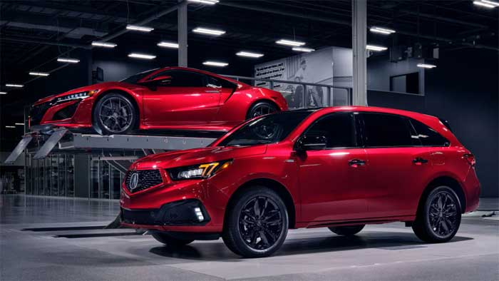 2020 Acura MDX PMC Edition to debut in LA