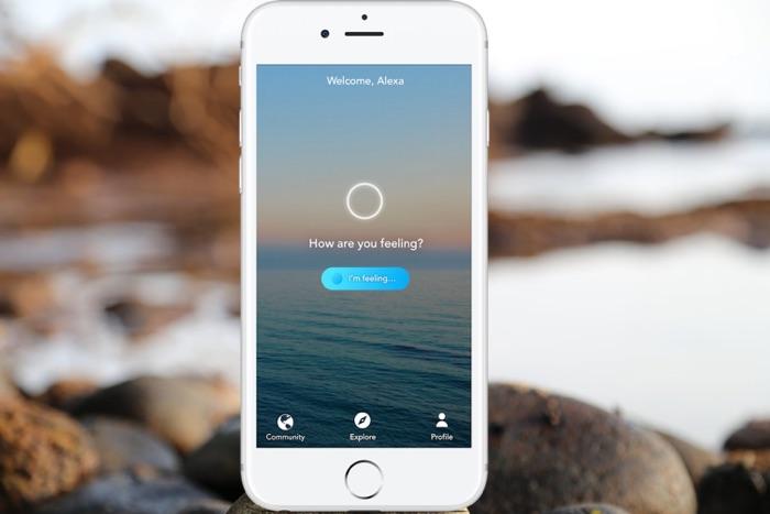 Aura Meditation App