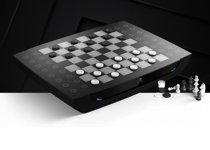 robotic chess board