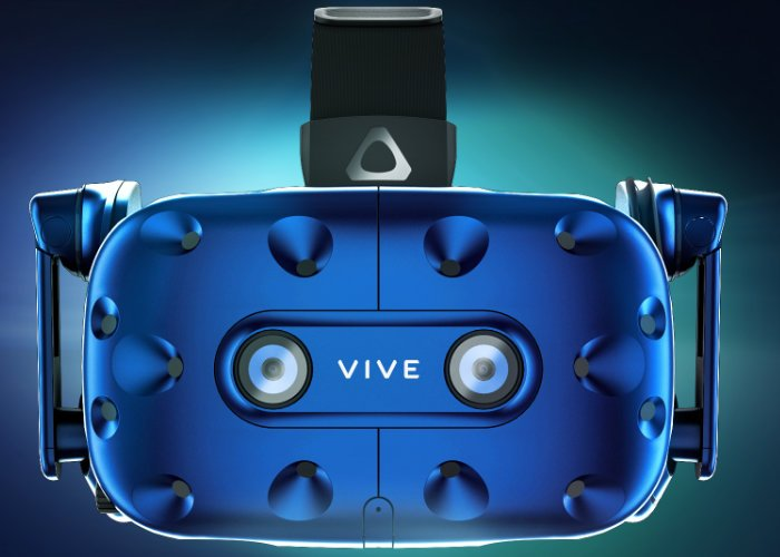boosts Vive Pro Eye visual clarity