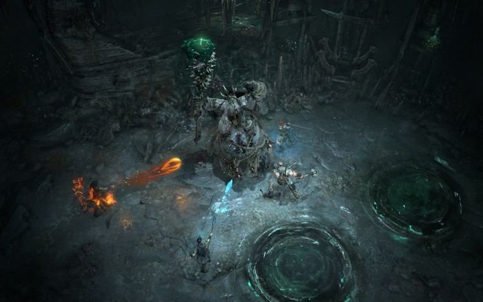 Blizzard Wants Cross-Play Multiplayer For Diablo 4