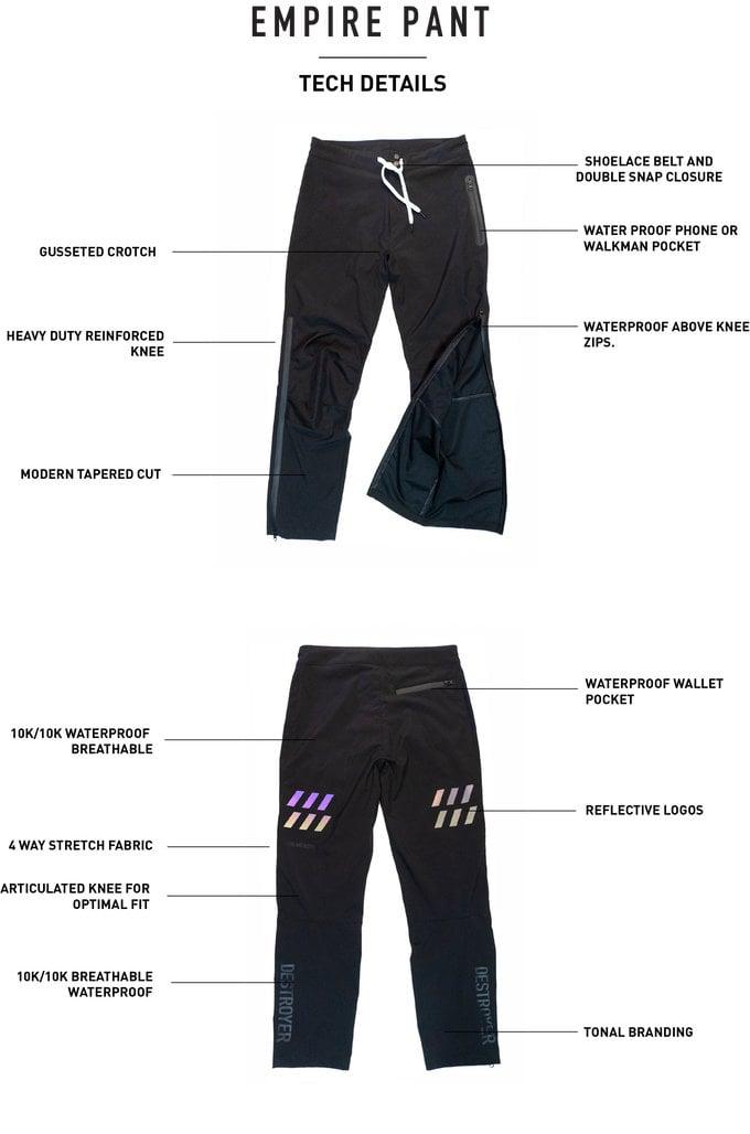 empire pant Mountain bike apparel