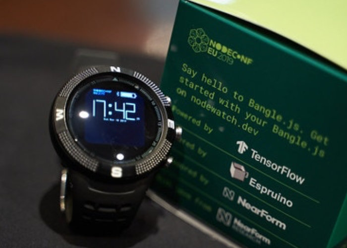 hackable smartwatch