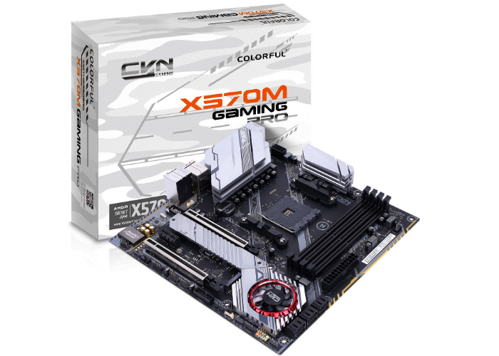 microATX gaming motherboard