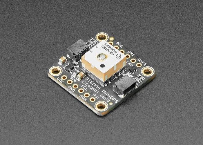 miniature GPS breakout