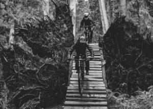 mountain biking jacket and pants