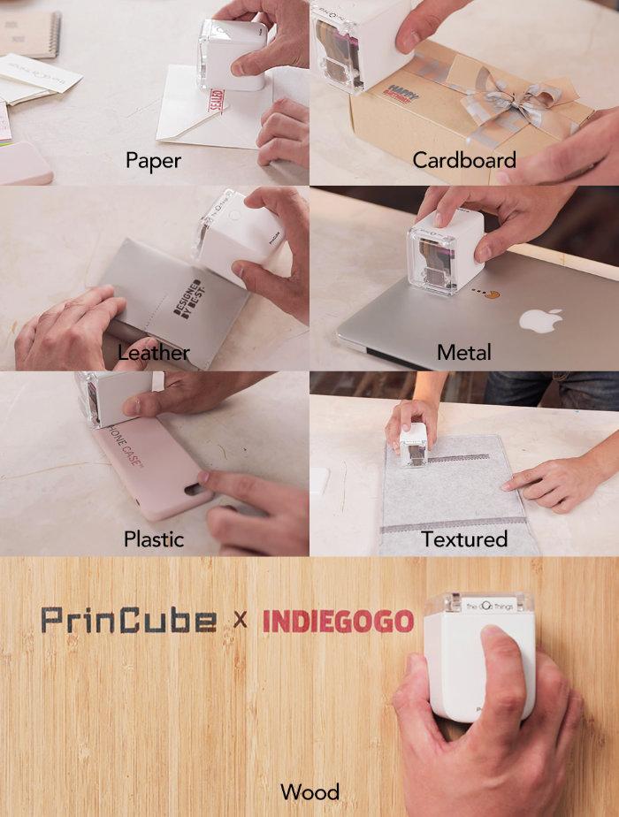 pocket color printer