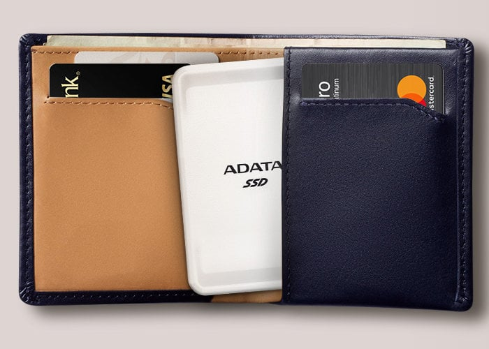 ADATA SC685 SSD tiny external solid state drive announced