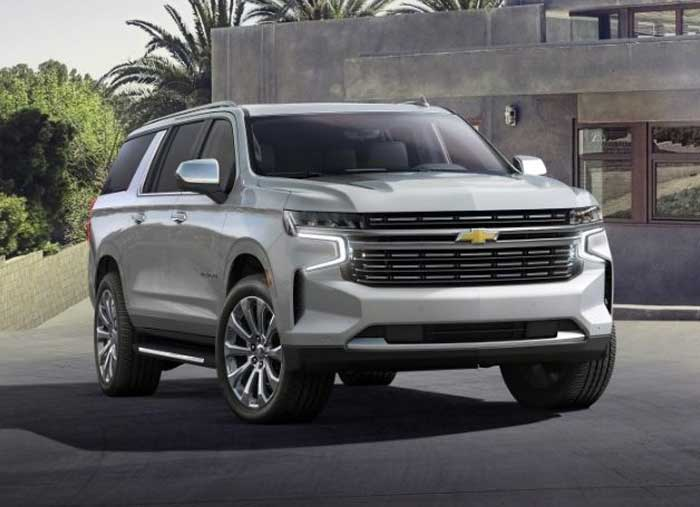 2021 Chevy Tahoe and Suburban land mid-2020 - Geeky Gadgets