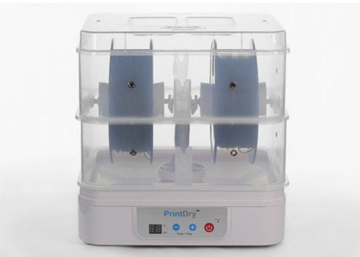 3D printing filament dryer