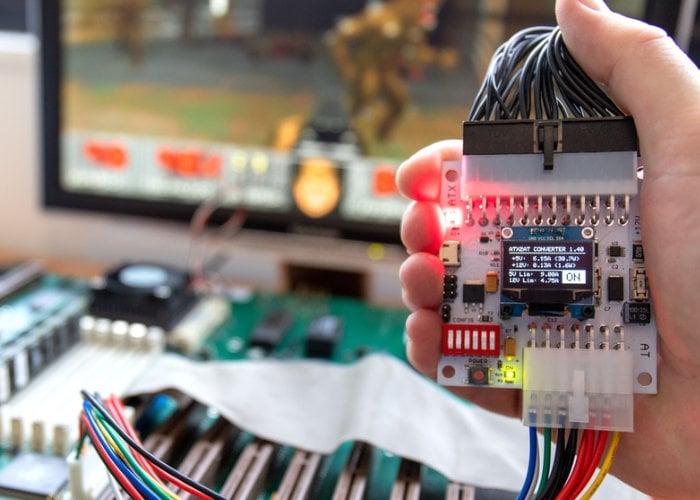 ATX2AT Smart Converter