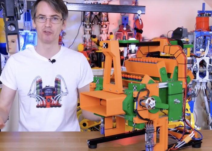 Arduino rapid fire Nerf blaster