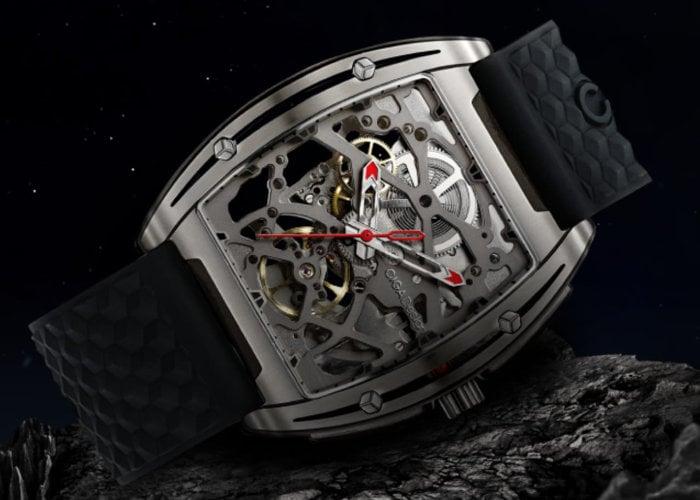 CIGA Design Z-Series Mechanical Titanium Watch
