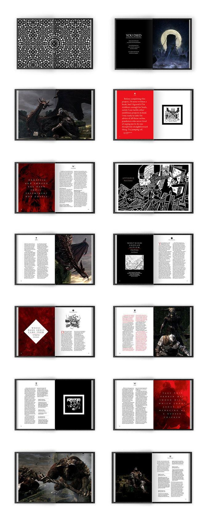 Dark Souls companion book