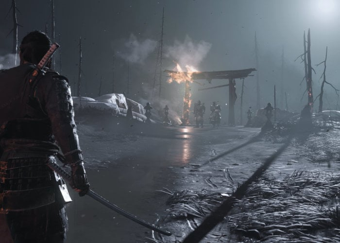 Ghost of Tsushima launch date