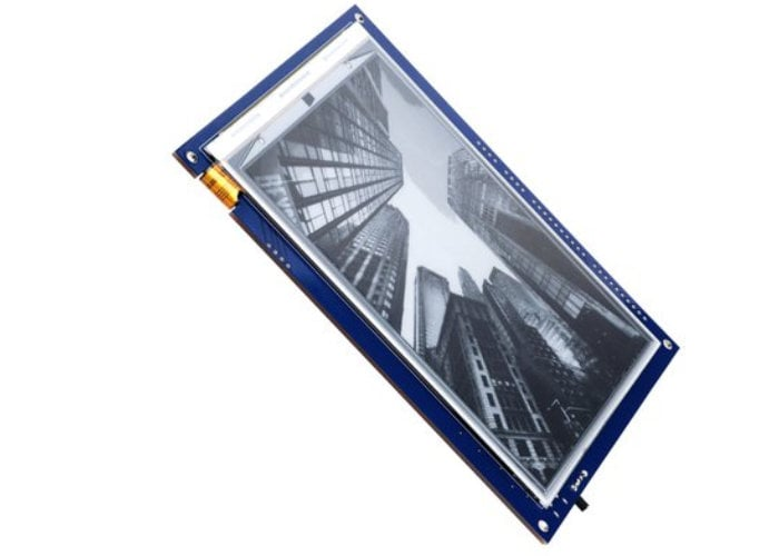 Inkplate 6 e-paper display