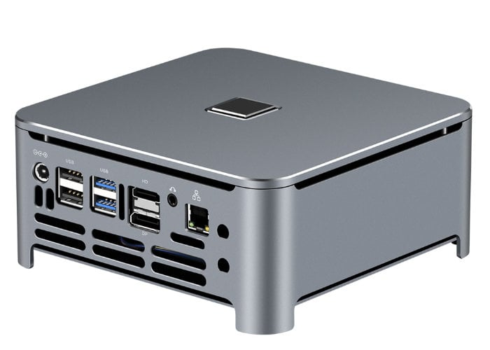Intel Coffee Lake mini PC