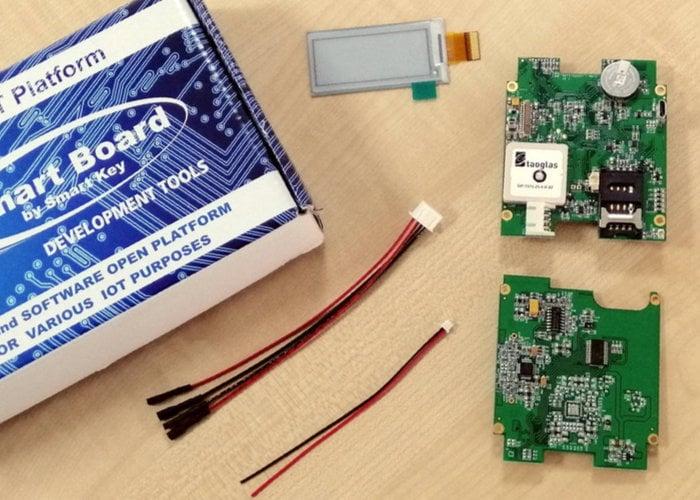 Internet of Things Smart Board open-source development platform