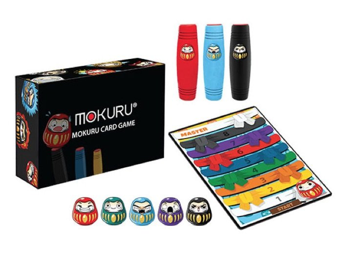 Mokuru Card Game