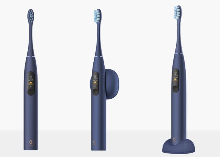 Oclean X Pro toothbrush