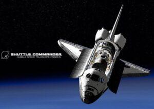 PlayStation VR Space Shuttle Commander