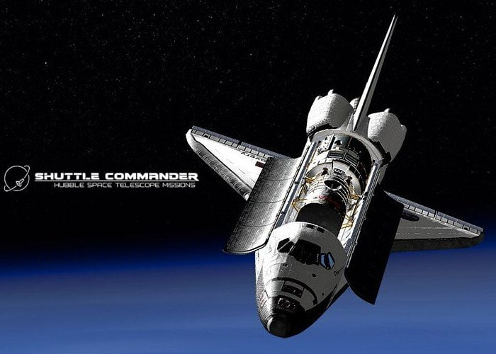 PlayStation VR Space Shuttle Commander