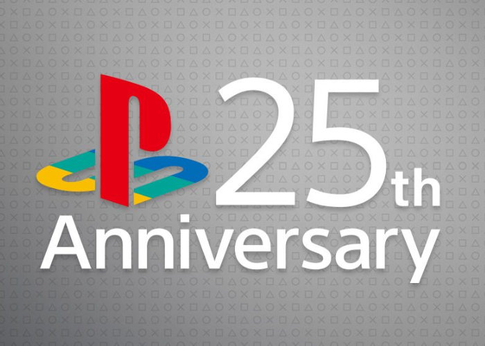 PlayStation celebrates 25 years of play