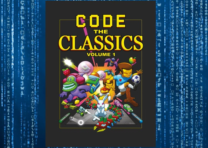 Raspberry Pi Code the Classics book