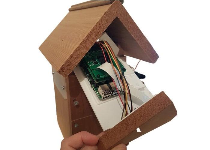 Raspberry Pi nest box
